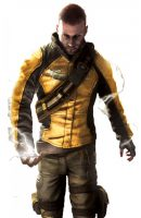 cole-macgrath-yellow-and-black-jacket-1