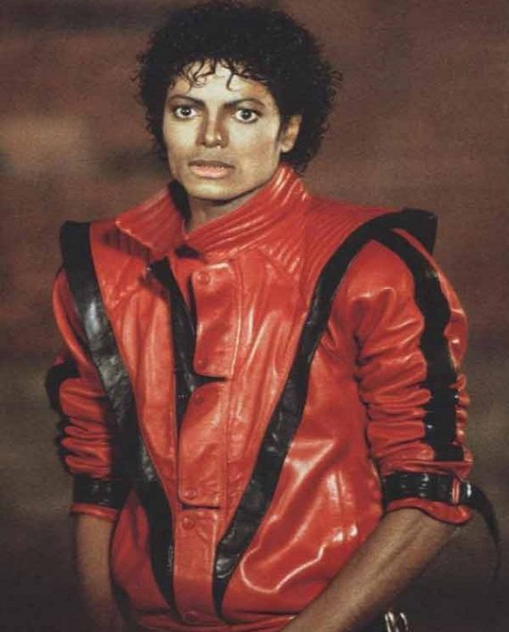 Image result for michael jackson leather jacket