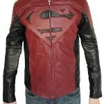 Superman Smallville Jacket leather