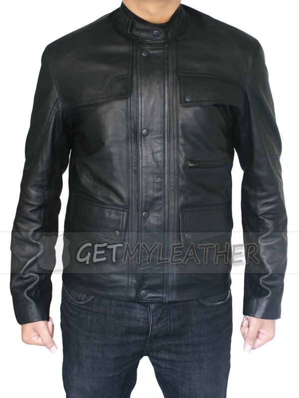 Magnificent Terminator Genisys T800 Arnold Jacket