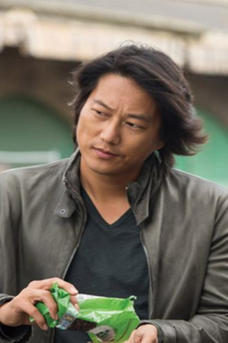The Exclusive Sung Kang Fast And Furious 7 leather Jacket