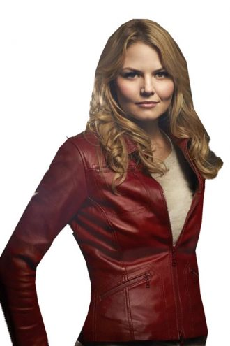 Once Upon A Time Emma Swan Leather Jacket