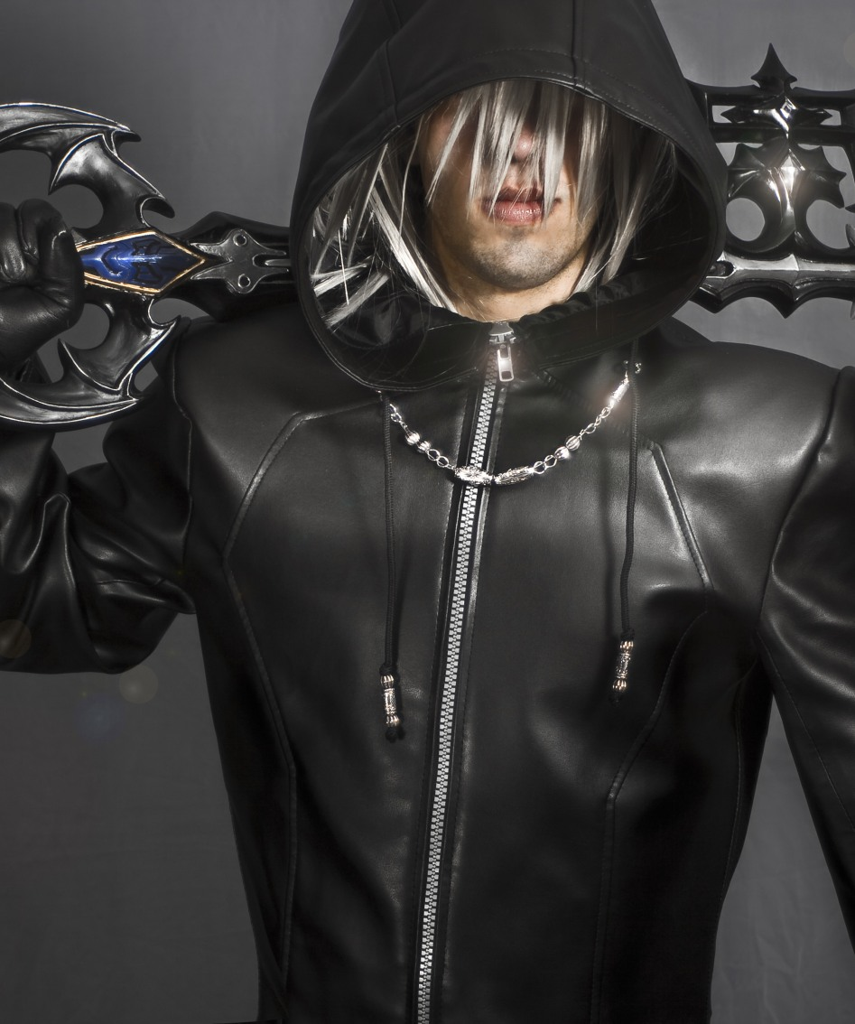 Organization XIII game Enigma Coat