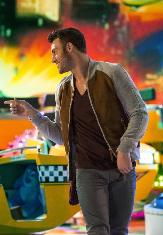 Stylish Ryan Guzman Step Up All In Jacket For Men