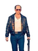 Glorious Black Mass Johnny Depp Jacket