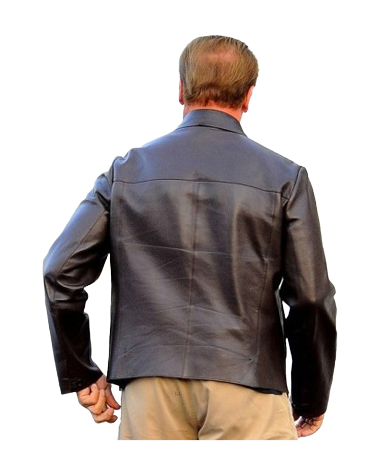 Arnold Schwarzenegger leather Jacket
