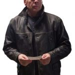 Bruce Willis A Good Day To Die Hard Leather Jacket