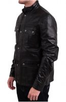 Jack Bauer leather Jacket