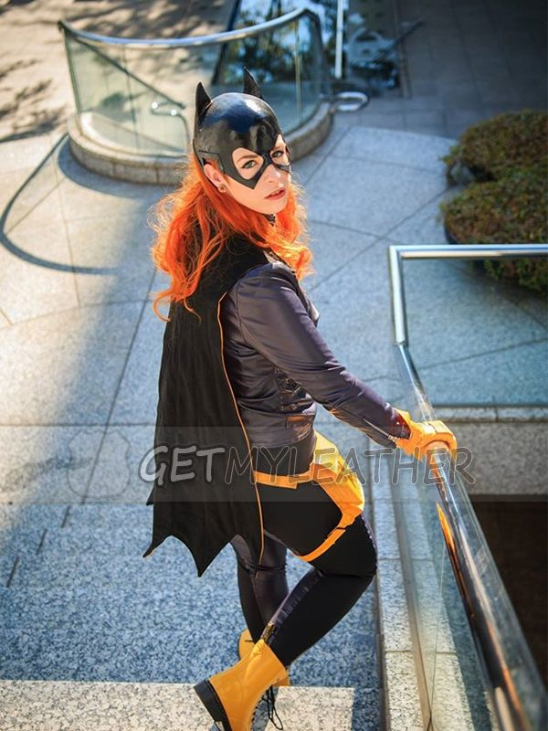 Batman Batgirl Jacket For Women