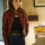 The Americans Season 3 Keri Russell leather jacket