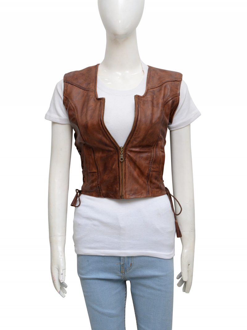 walking-dead-danai-gurira-michonne-leather-vest