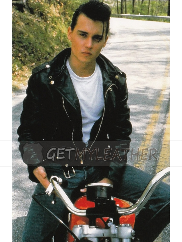Johnny Depp Cry Baby Classic Jacket Getmyleather