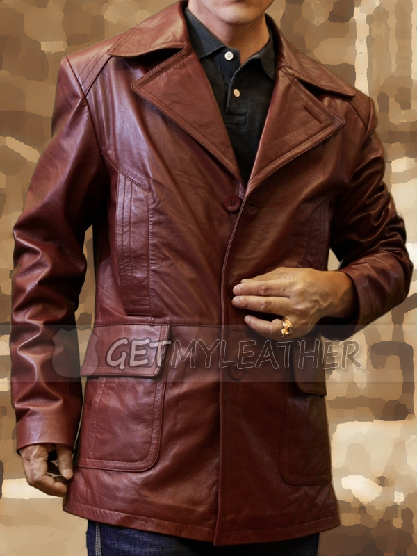 Johnny Depp as Donnie Brasco Classic Leather Jacket