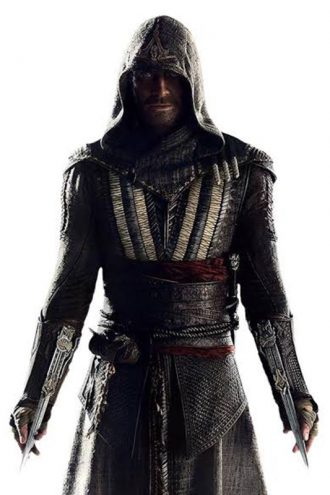 Movie Assassin's Creed Michael Fassbender Coat