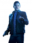 Game Quantum Break Shawn Ashmore Jacket