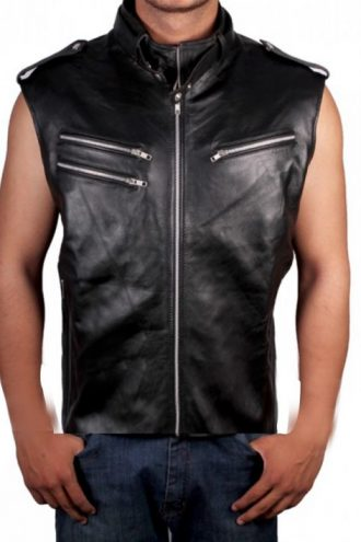 wwe-dave-bautista-black-leather-vest-7