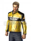 Chuck Greene Dead Rising 2 Leather Jacket