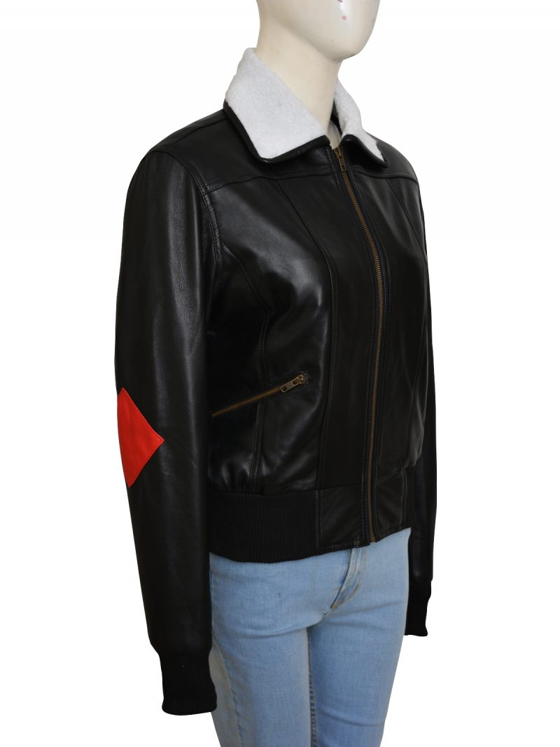 harley-quinn-bombshell-black-fashion-jacket