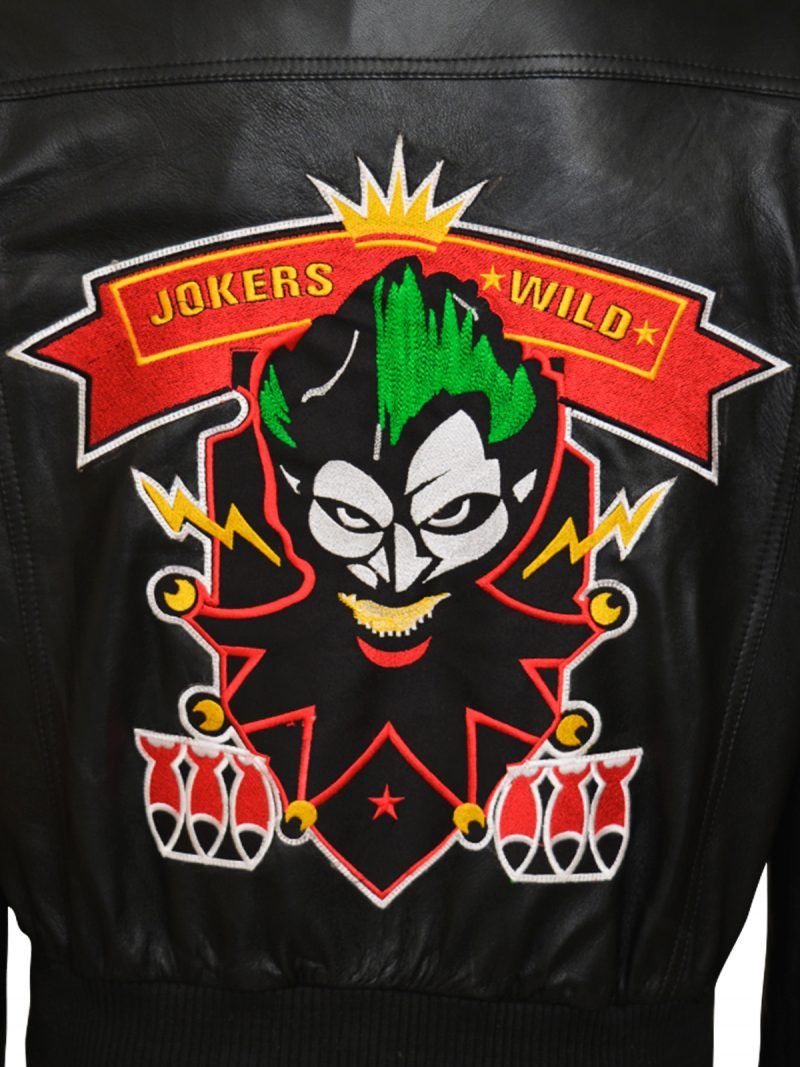 harley-quinn-bombshell-leather-jacket-logo