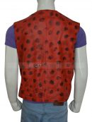Once Upon A Time Colin O'Donoghue Leather Vest