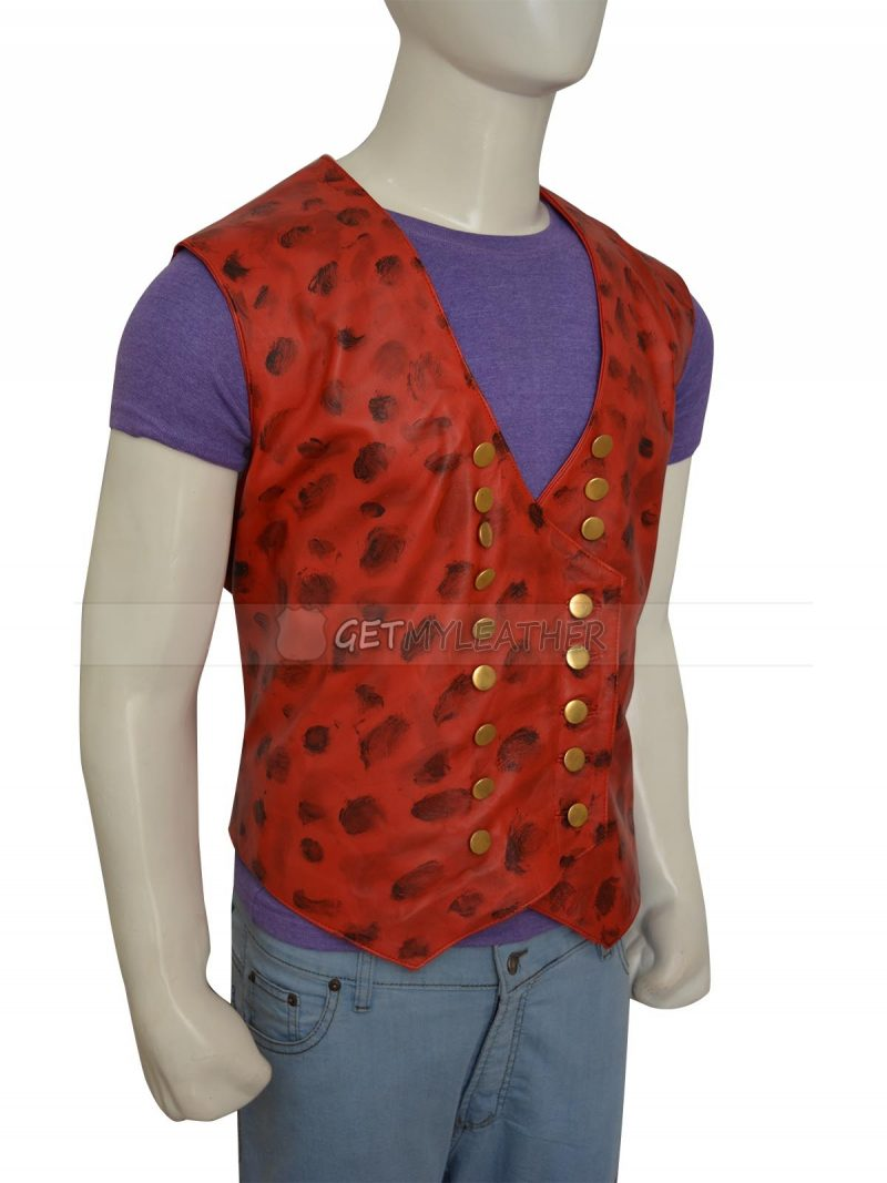 Once Upon A Time Colin O'Donoghue Red Vest