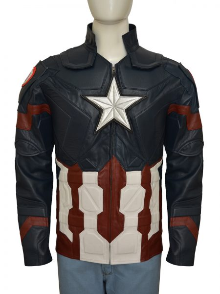 Captain-America men jackets