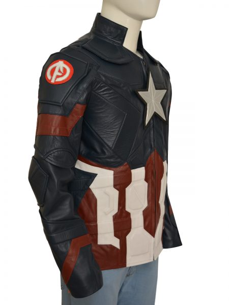 Captain-America jacket