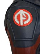 Captain-America jacket logo