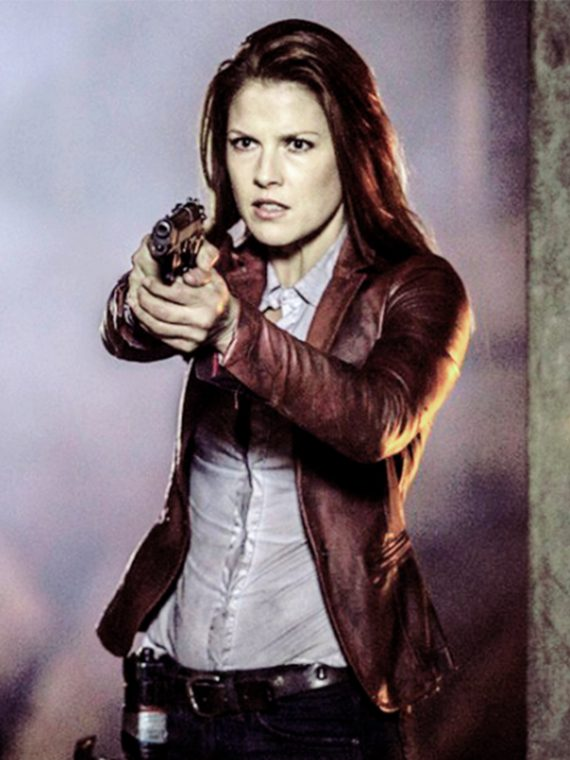 Resident Evil The Final Chapter Claire Redfield Jacket Getmyleather