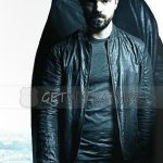 Stratton 2016 Dominic Cooper Leather Jacket