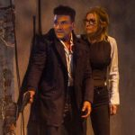 The Purge Election Year Frank Grillo Cotton Coat