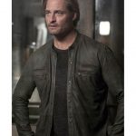 Colony Tv Series Will Bowman Leather Jacket