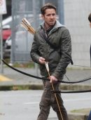 Once Upon a Time Robin Hood Leather Jacket