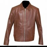 John Wick 2 Common Brown Leather Jacket