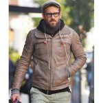 ryan-reynolds-brown-biker-leather-jacket-3