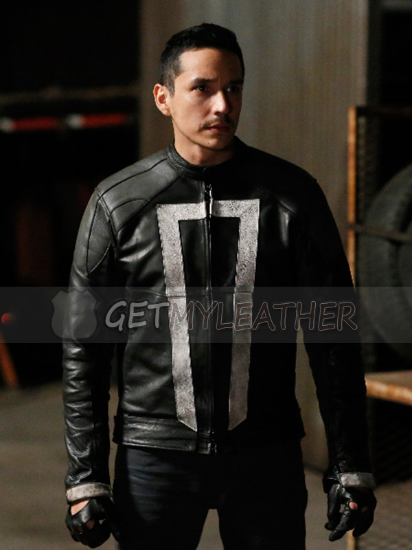 Ghost Rider Agents Of Shield Gabriel Luna Jacket