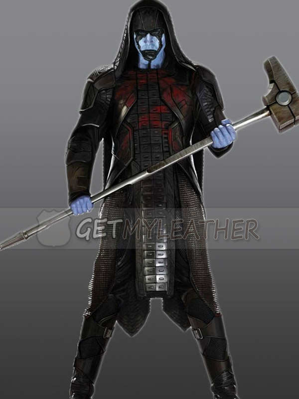 Ronan Guardians Of The Galaxy Lee Pace Coat