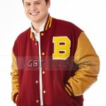 The Real O'neals Jimmy O'neal Letterman Jacket