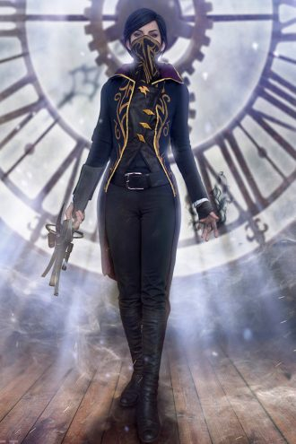 dishonored-2-video-game-emily-kaldwin-blue-coat