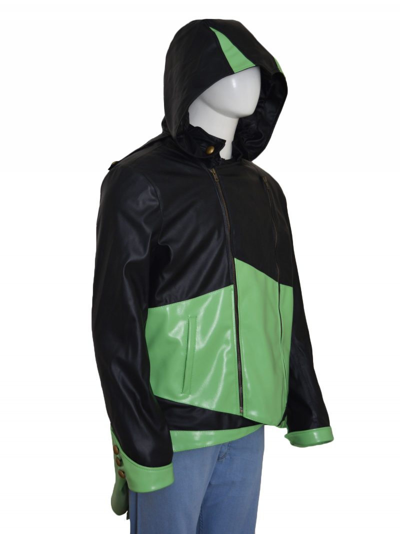 Assassin's Creed 3 Leather Coat