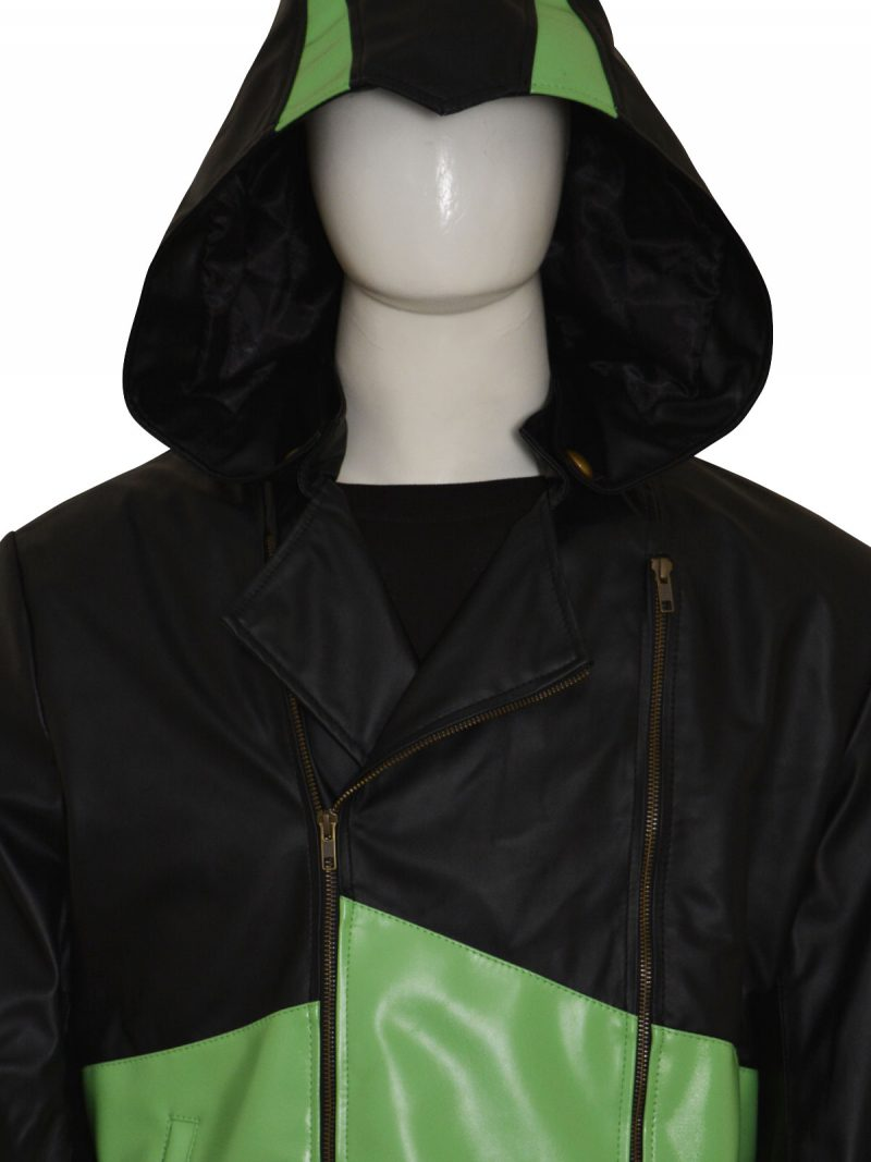 Assassin's Creed 3 Leather Jacket