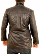Chis Pine Leather Jacket