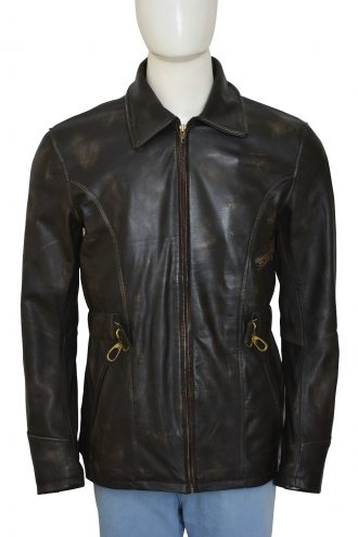 George Clooney Leatherheads Dodge Connelly Brown Jackets