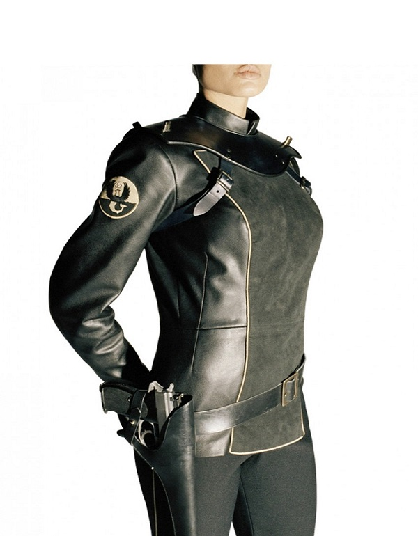 The World of Tomorrow Franky Cook Leather Jacket