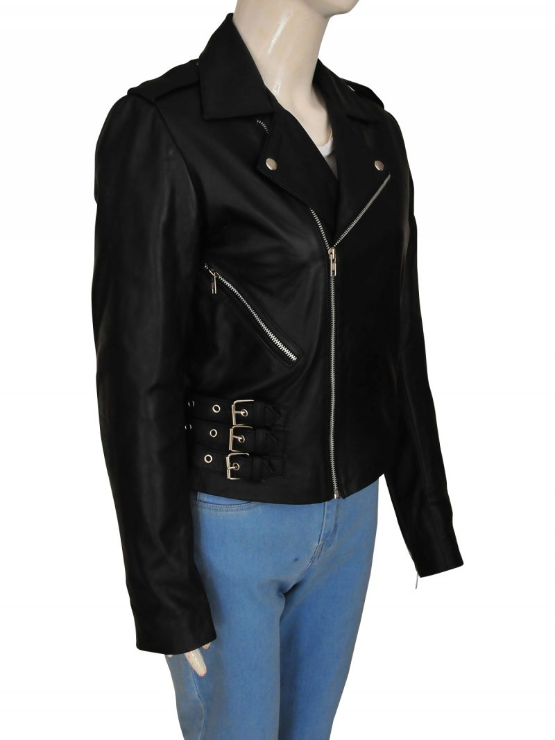 Black Leather Jacketdesiner jacket