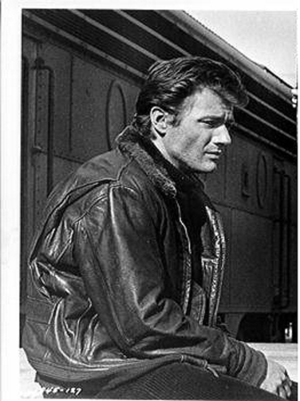 Bus Riley's Back in Town Michael Parks Jacket