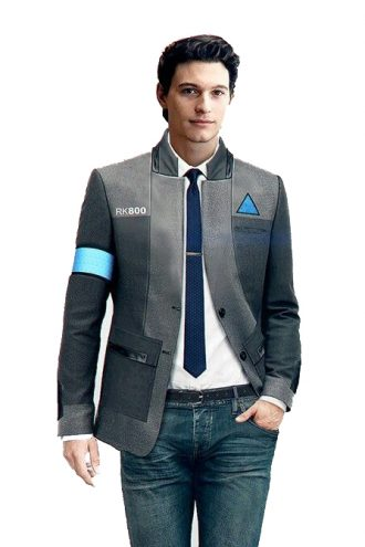 Video Game Detroit: Become Human Jacket