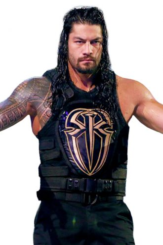WWE Roman Reigns Leather Vest