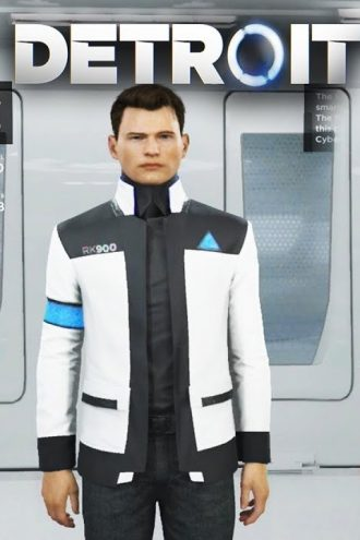 Video Game RK800 - Detroit: Become Human Jacket