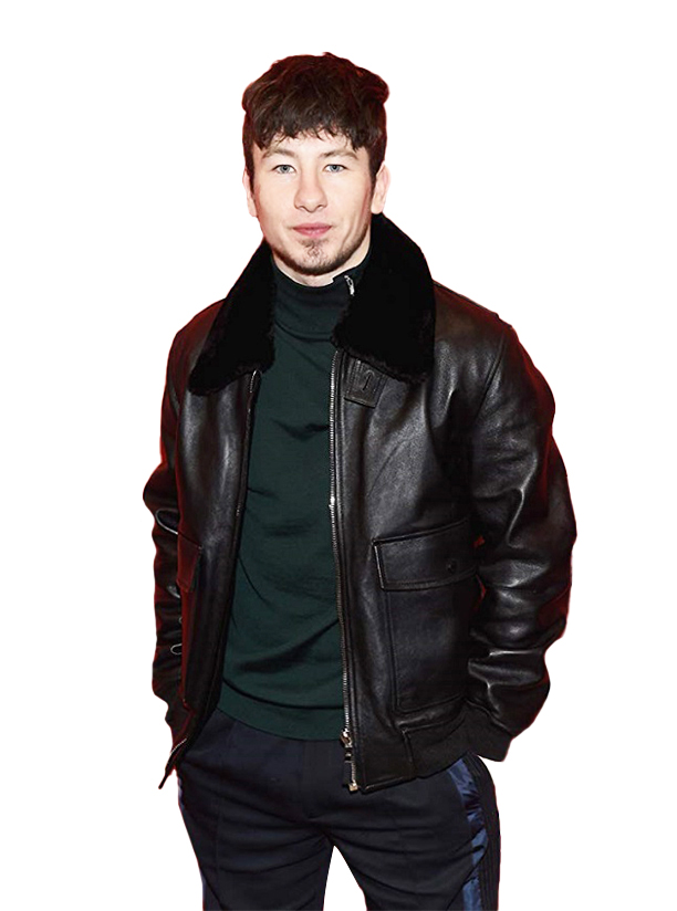 American Animals Barry Keoghan Leather Jacket